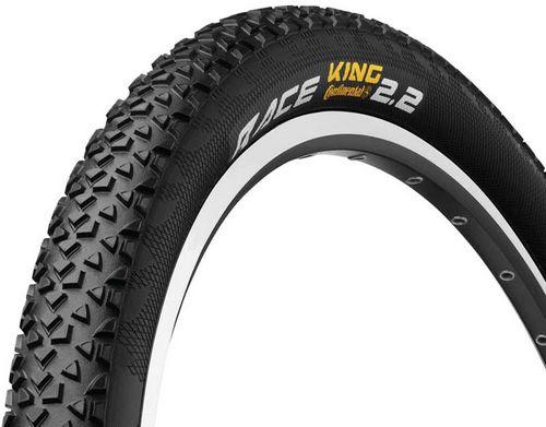Покрышки для горного велосипеда continental race king protection 26 х 2 и supersonic 26 x 2,2