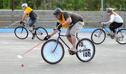 Поло на велосипедах