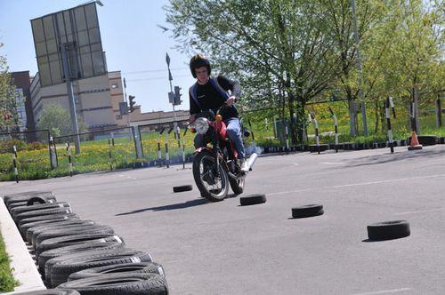 Получение прав на мотоцикл. основные положения из пдд