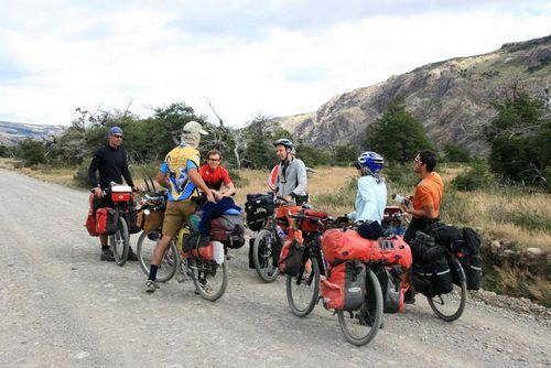 Правила организации группы велосипедистов