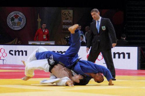 Представитель тюмень-дзюдо будет судить на олимпийском татами в рио