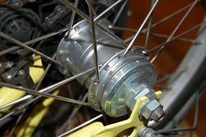 Преимущества складного велосипеда с планетарной втулкой