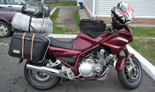 Про мотоциклиста федю