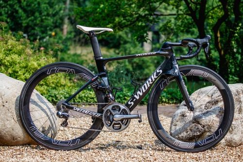Пробайк: specialized s-works venge vias марка кавендиша