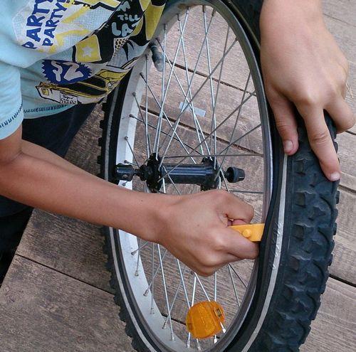 Проблемы с колесом? давайте разберемся как их решить