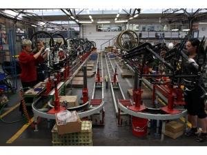 Производство велосипедов