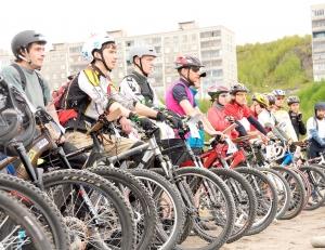 Прокат велосипедов в днепропетровске