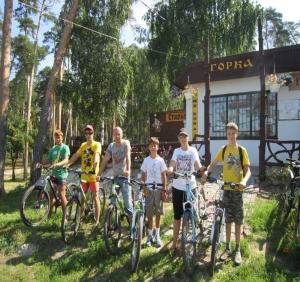 Прокат велосипедов в рязани
