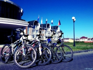 Прокат велосипедов в ульяновске