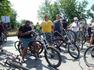 Прокат велосипедов в запорожье