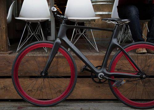 Промышленный дизайнер cervelo создал «сверхумный» городской велосипед vanhawk valour