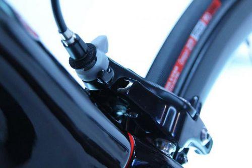 Прототип тормозов от fsa замечен на eurobike