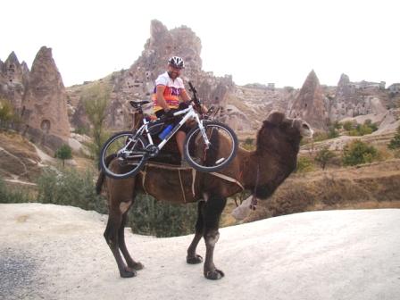 Путешествие с велосипедом – где взять велосипед во время путешествия