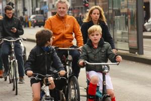 Рай для велосипедистов, какой он?