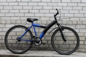 Раскраска велосипеда