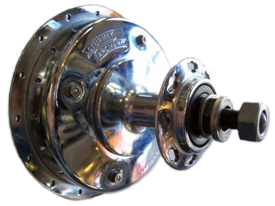 Разборка и сборка динамо-втулки gh-6 для велосипеда