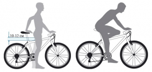 Размеры велосипедов