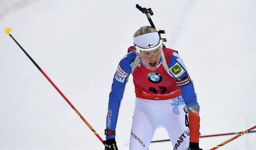 Россиянок замело. женский спринт - без медалей
