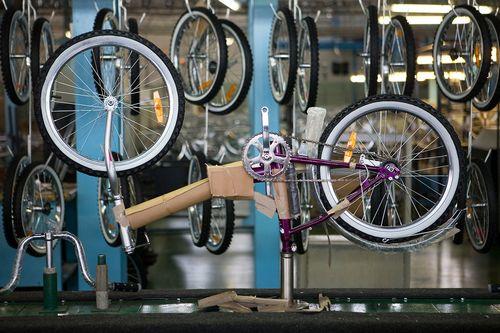Русал разрабатывает сплав для велосипедных рам