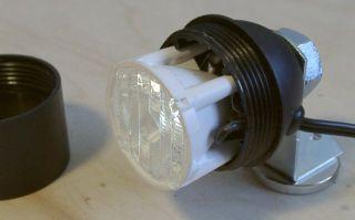 Самодельная светодиодная фара luxeon