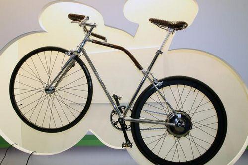 Самые оригинальные и красивые велосипеды на eurobike 2014