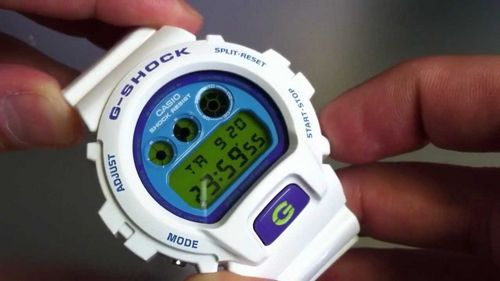 Сasio g-shock dw-6900 обновились