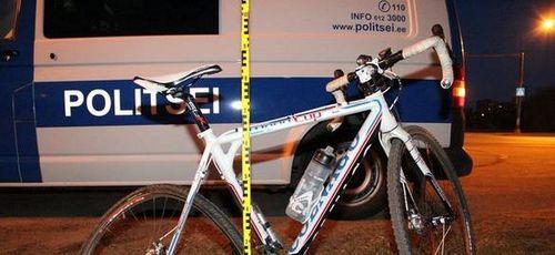 Сбили одноклубника на велодорожке