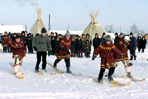 Сборная ямала готовится побороться за золотые улу на арктических зимних играх