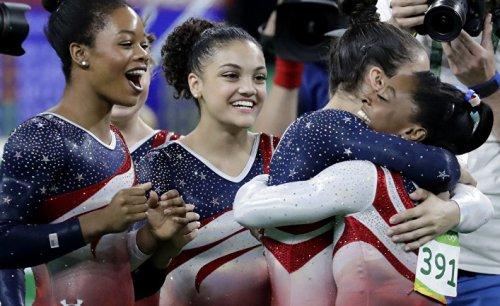 Сборная сша демонстрирует нам, что делает америку великой - «спорт»