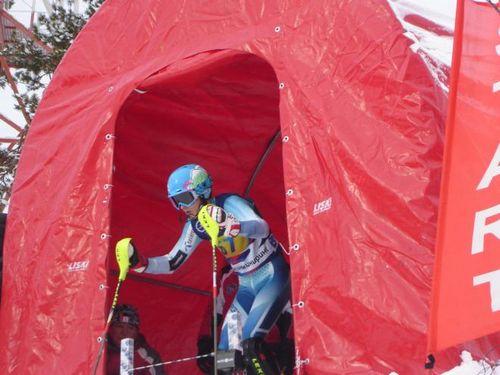 Сергей майтаков победил во втором старте этапа кубка россии по горнолыжному спорту