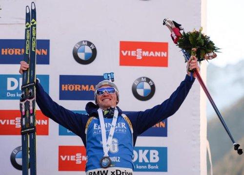 Сергей семенов: при хорошей форме и хороших лыжах в хохфильцене можно бороться за результат - «биатлон»