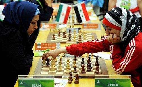 Шахматистки в ярости: их вынуждают надевать хиджаб на чм - «спорт»