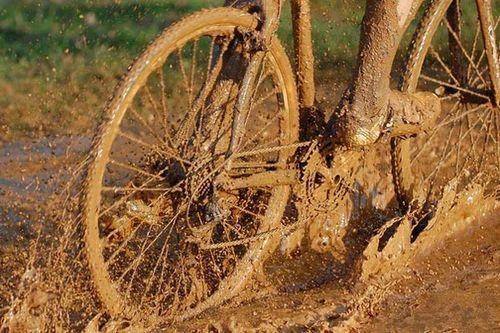 Шесть правил езды по грязи