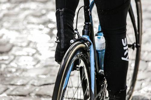 Шоссейный велосипед с задним амортизатором?