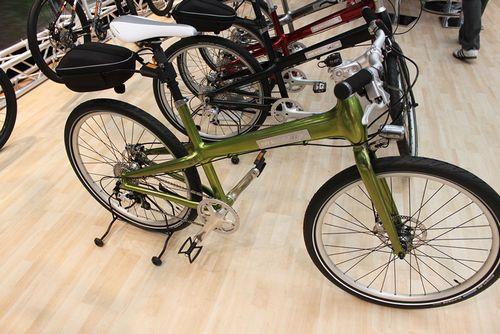 Silverback starke — передовой велосипед