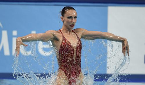 Синхронное плавание. королева оставила водное царство. ищенко завершила карьеру