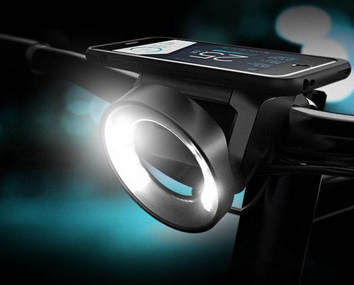 Система cobi превращает велосипед в smart-bike