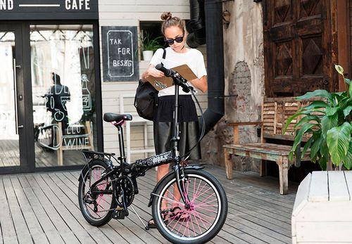 Складной компактный взрослый велосипед — критерии выбора, отзывы