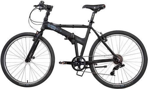 Складной велосипед dahon matrix с большими колёсами
