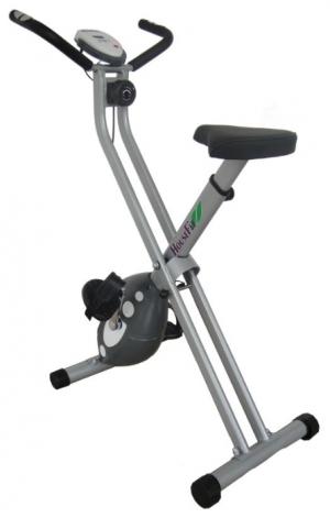 Складной велотренажер
