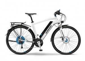 Складной взрослый мужской велосипед
