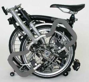 Складные велосипеды brompton