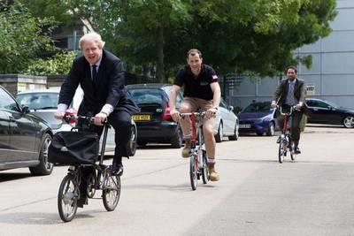 Складные велосипеды — есть ли смысл