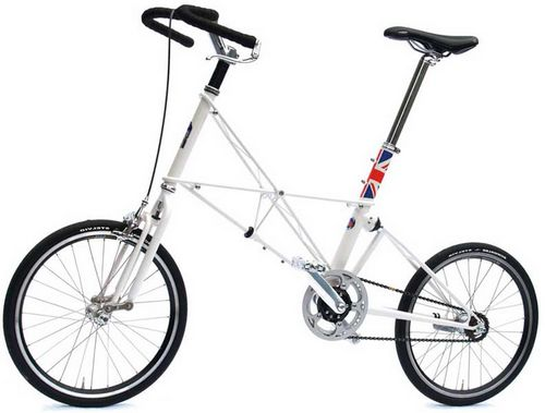 Складные велосипеды moulton