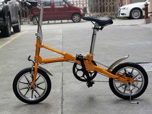 Складные взрослые велосипеды