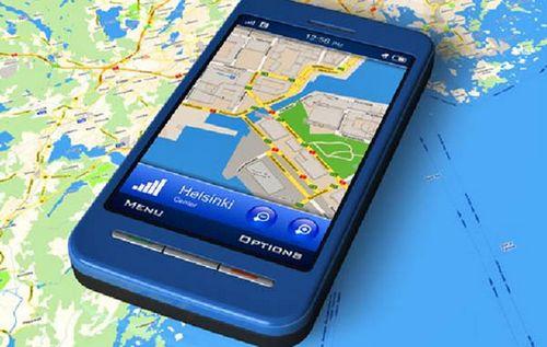 Смартфон с gps: как не потеряться в пути