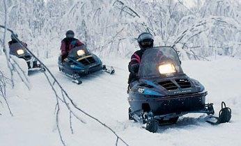 Снегоходный пробег на ямале – по новому маршруту