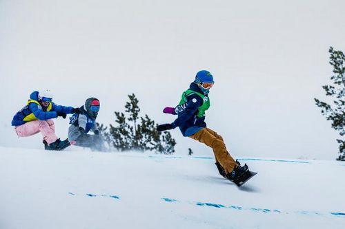 Снегопад не помешает российским сноубордистам выступить на этапе кубка мира