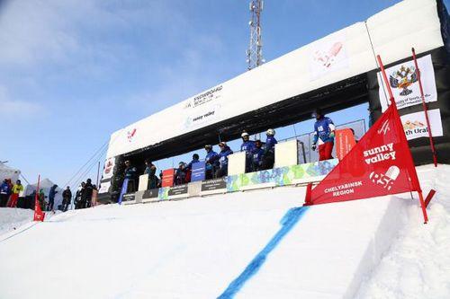 Сноубордистка из чехии лидирует на кубке мира в миассе