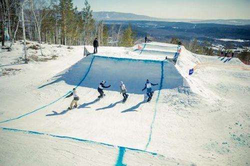 Солнечная долина готовится к проведению этапа кубка мира по сноуборду